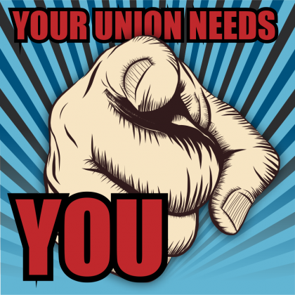 your-union-needs-you